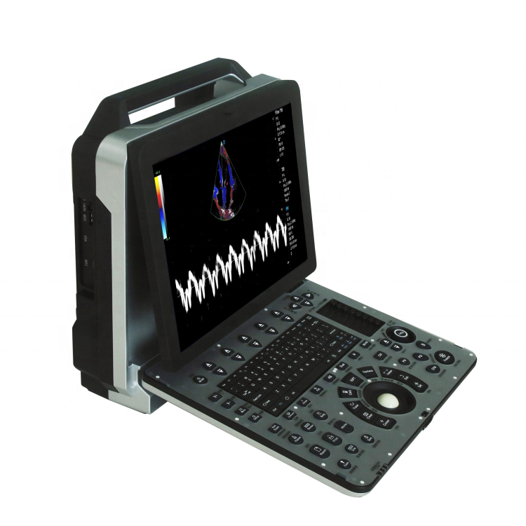 4D laptop portable color doppler ultrasound machine price