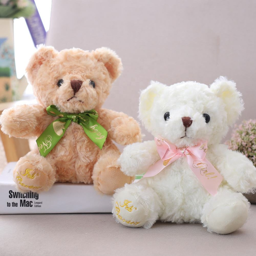 wholesale Custom logo free sample Cheap brown stuff teddy bear toy in high quality soft toy of Manufacturer teddy bear