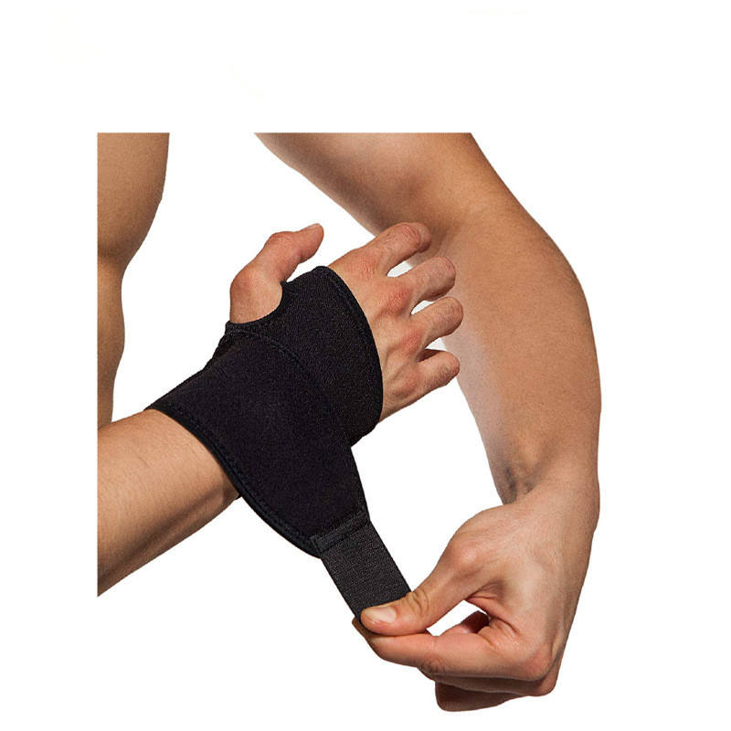 2020 HIgh Quality Comfortable Adjustable Wrist Wraps Wrist Brace for Wrist Sport Protection