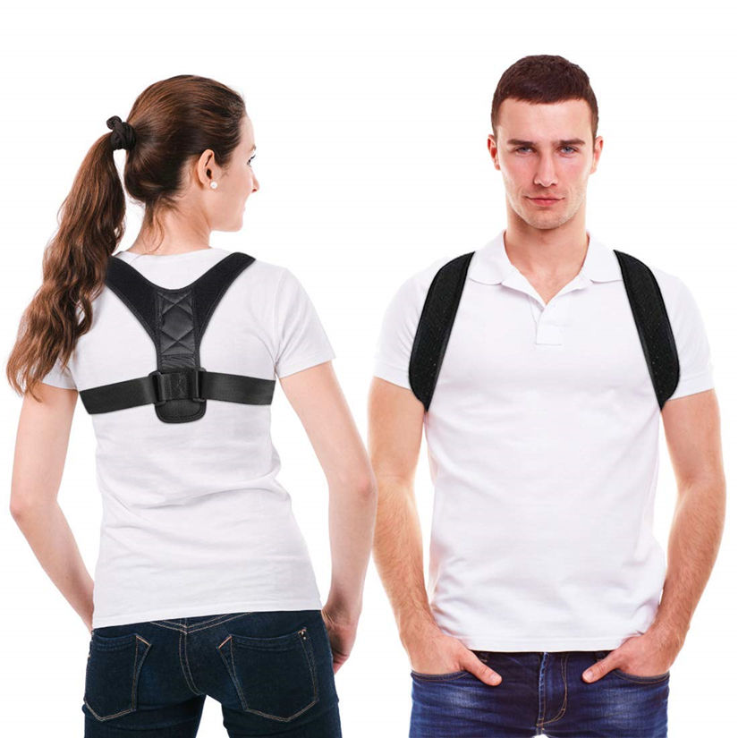 Care Health XM-F4 Adjustable Customized Back Brace Posture Corrector