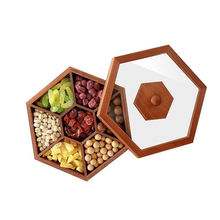 Best selling morden breakfast acacia  wooden trays and boxes