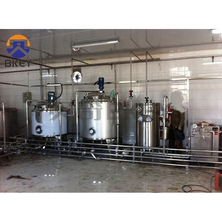 Milk Dairy Plant/Processing of Milk/Dairy Processing Plant