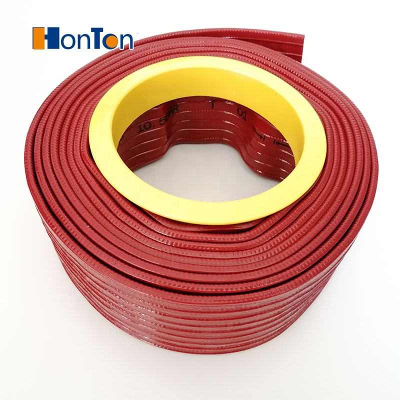 Manufacturing of wear-resisting 10 inch diameter layflat hose china cost