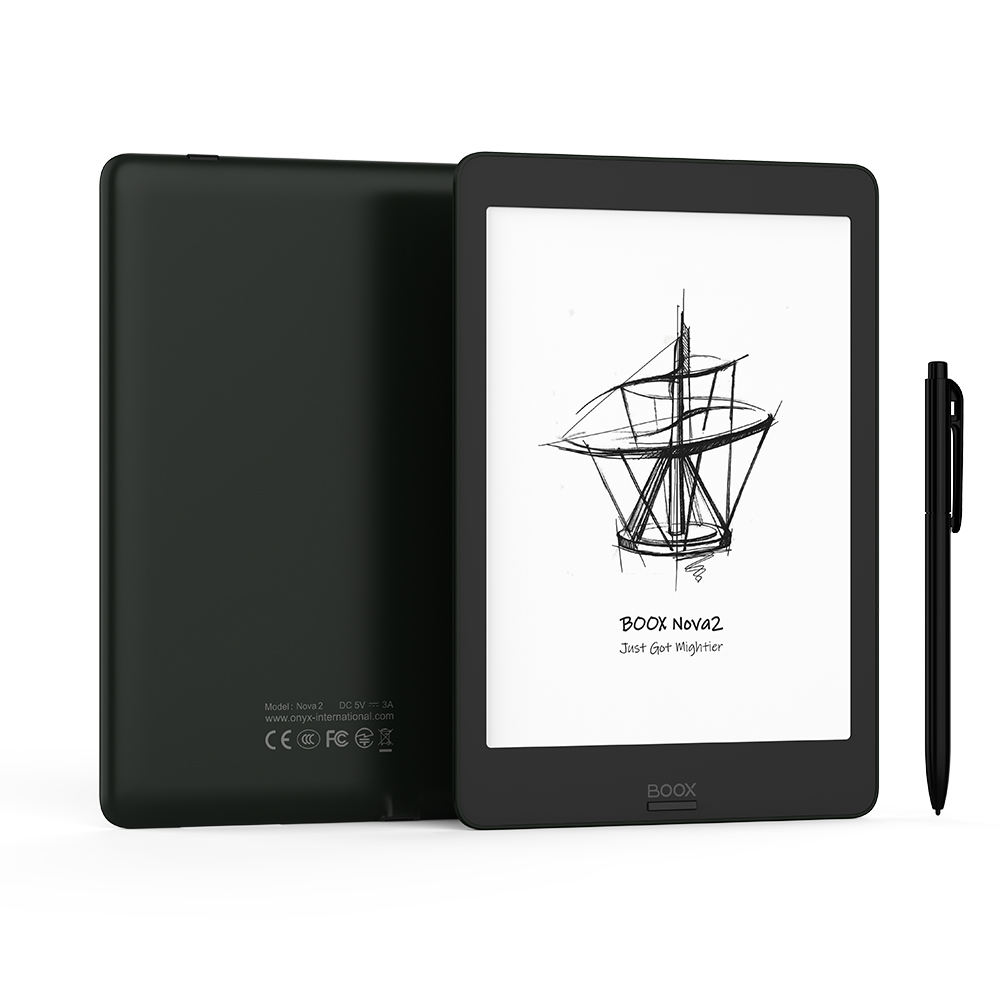 "7.8"" Nova2 the remarkable eink tablet Android ereader looking for distributor in Latin America"
