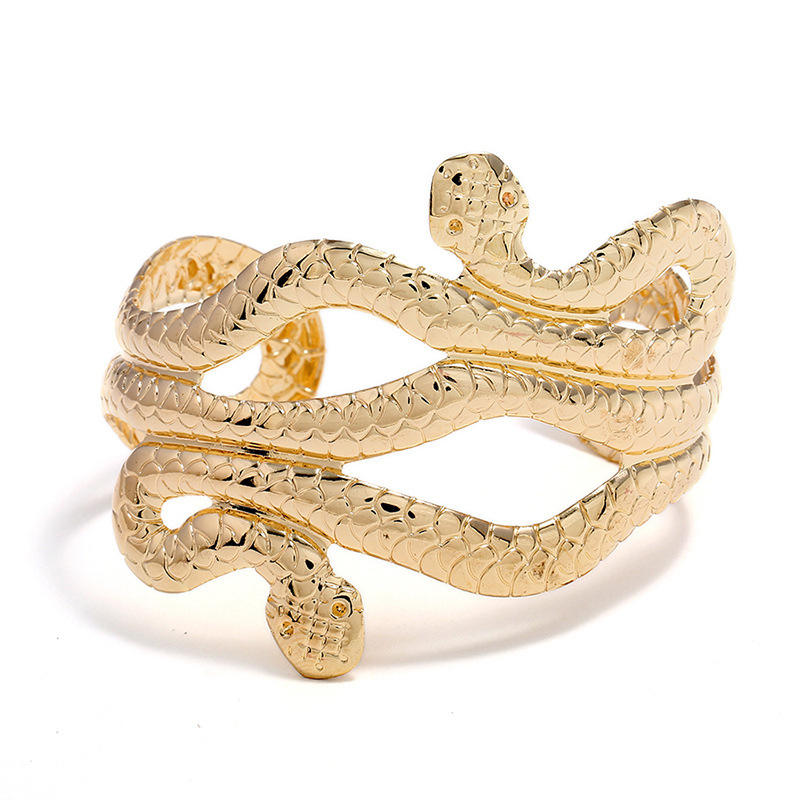 Nieuwe Collectie Arm Manchet Open Arm <span class=keywords><strong>Armband</strong></span> Chic Egypte Cleopatra Swirl Snake Arm Manchet Armlet <span class=keywords><strong>armband</strong></span> Open Bangle <span class=keywords><strong>Armband</strong></span>
