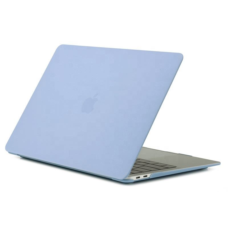 Custom Logo Matte Hard Shell Case Laptop Cover Voor Macbook Air 13 Inch A2179