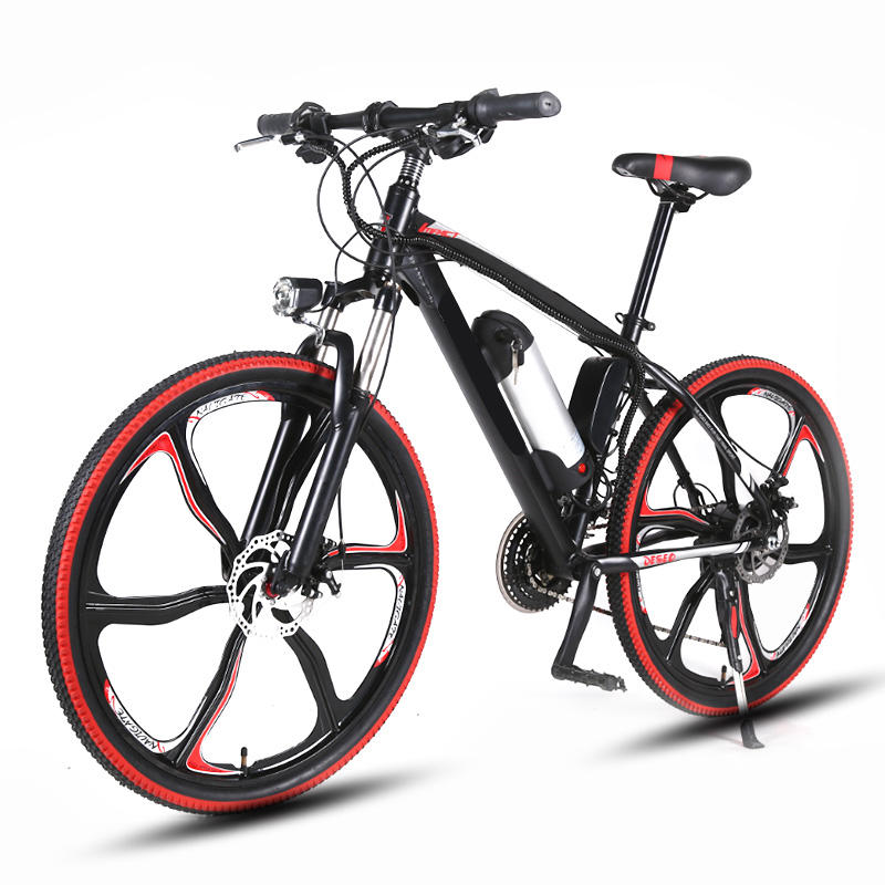 2019 Chinese Cheap High Speed 26 Inch Light Weight Battery 36V 250W Lithium Best Mountain One Wheel Electric Bike 1000W