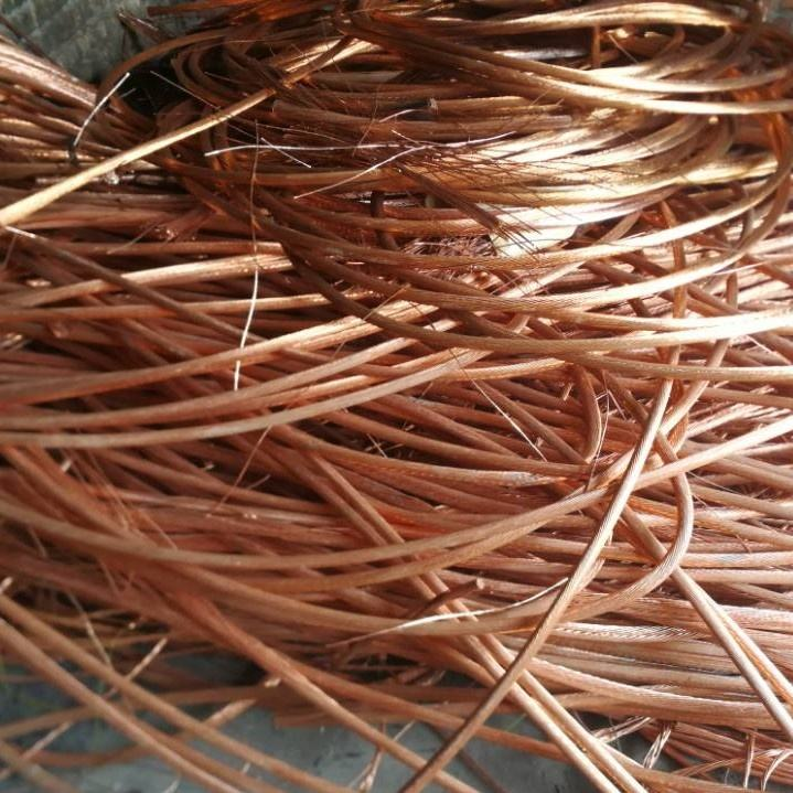 bare bright copper red copper wire scrap Pure Mill-berry Copper