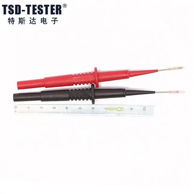 Jarum Tindik Isolasi Non-destruktif Tes Multimeter Probe Pin Finger Probe