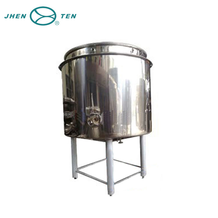 SS304 / SS316L industrial grade stainless steel pickling tank, acid tank