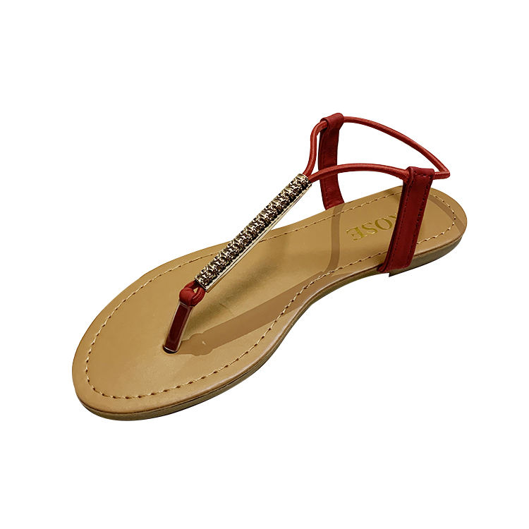 New arrival female shoes ladies flats sandals
