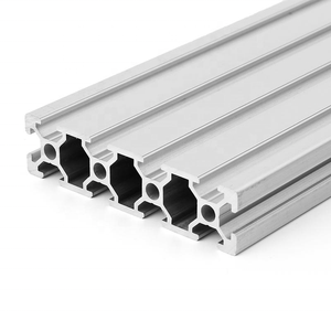 2020 T Slot Aluminum Extrusion for 3D Printer and CNC - 10X 1M  Linear Rail Aluminium Profile Aluminum Profile Extrusion Frame