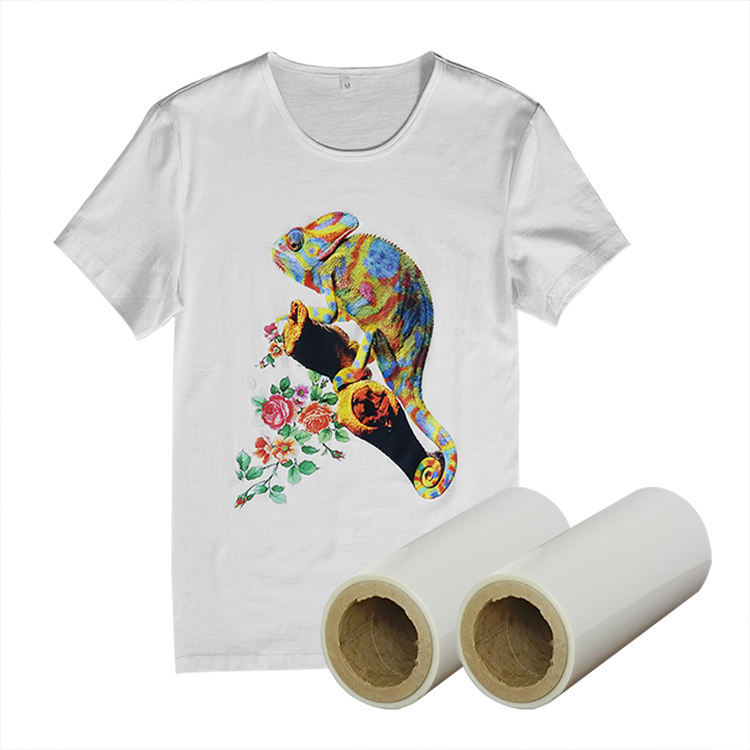 Free Sample Pet Heat Sheets Film Water Transfer Printing for clothing