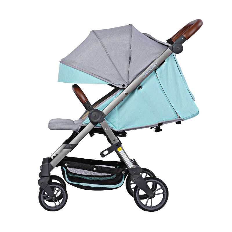 Easy Folding Travel Good Quality Baby Stroller 4 Wheels Light Weight Baby Buggy Baby Pram With EN Certificate