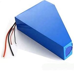 rechargeable batteries 24v 20ah Triangle Battery Lithium Ion Electric Battery Pack For Tricycle