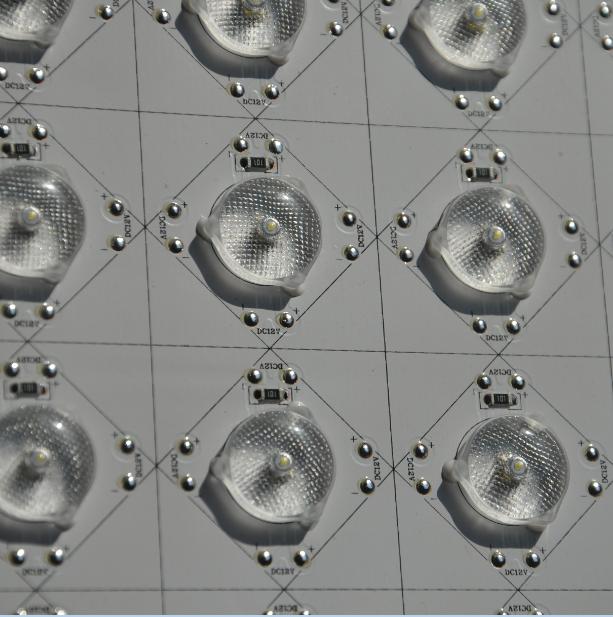 Luz flexible magnético empalme Módulo de led de inyección adecuado para grandes iluminación del área de pantalla