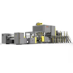 pp cast film extrusion machine