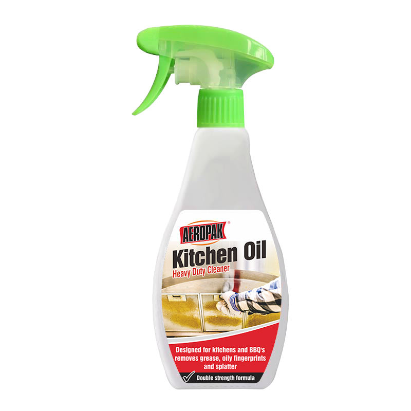 Aeropak Kitchen Remover Clean Greasy Oil Cooking degreaser cleaner