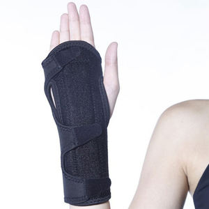 Breathable Carpal Tunnel Relieve Neoprene Treat Wrist Pain Splint Night Wrist Sleep Support Brace