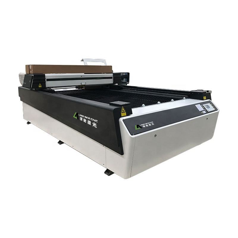 LA-CL 1325 CO2 laser cutting engraving machine for acrylic fabric cloth