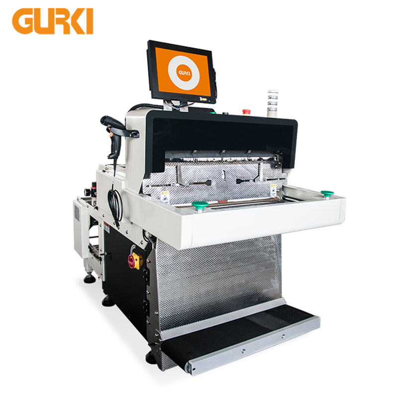 GURKI GS60A E-commerce and logistic industry express bagger automatic pouch packing bagging machine
