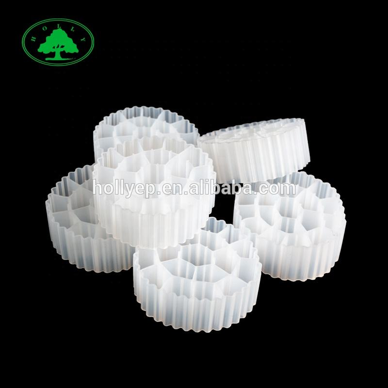 k1 mbbr bio filter media for koi pond/fish farm