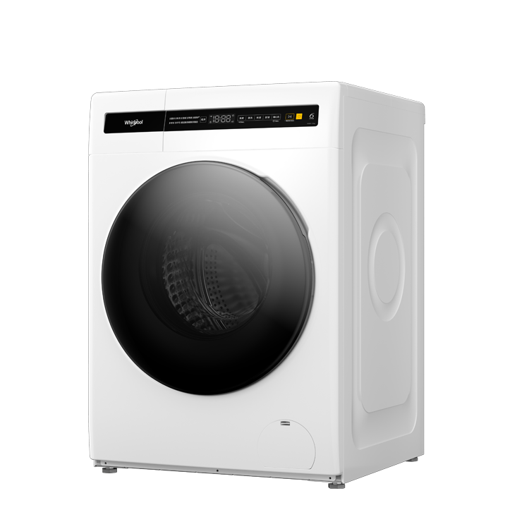 Whirlpool CE Certification Approved small little domestic 10kg fully automatic washing machine