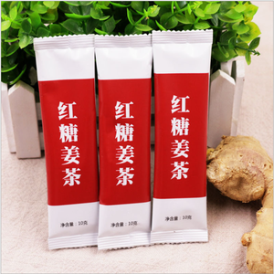 OEM Private Label Chinese herbal instant honey ginger tea for menstrual cramps