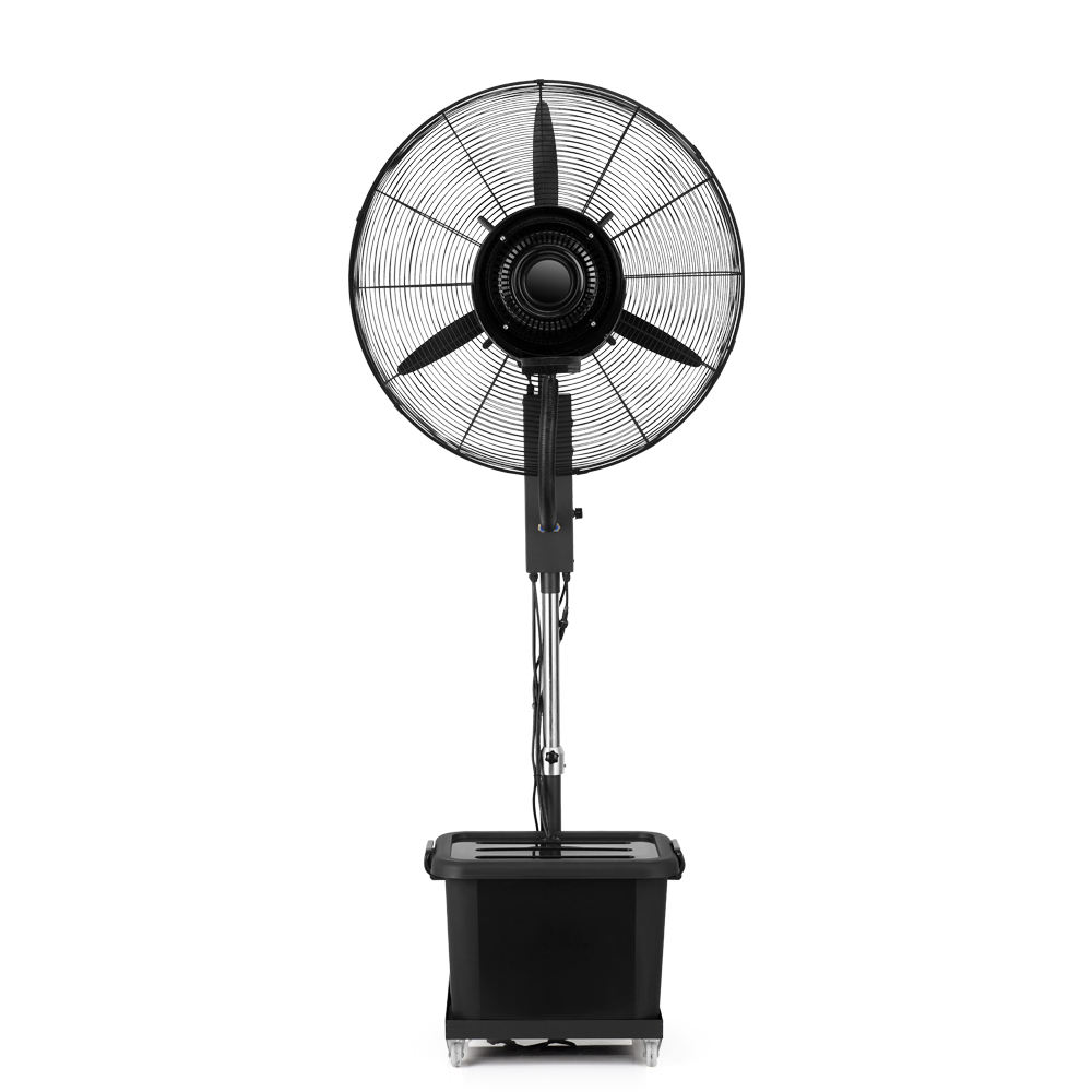 30 Inch Stainless Industry Water Tank Fan Air Cooling Spray Mist Fan