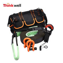 Customized Off Road Vehicle Emergency Tools Recovery Gear