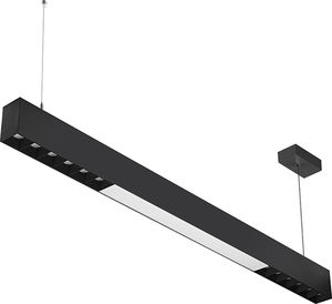 ECOJAS LI50-ABA 45W Manufacturer customization For Home/Office/Studio/ led linear light housing Linear Lighting Fixtures