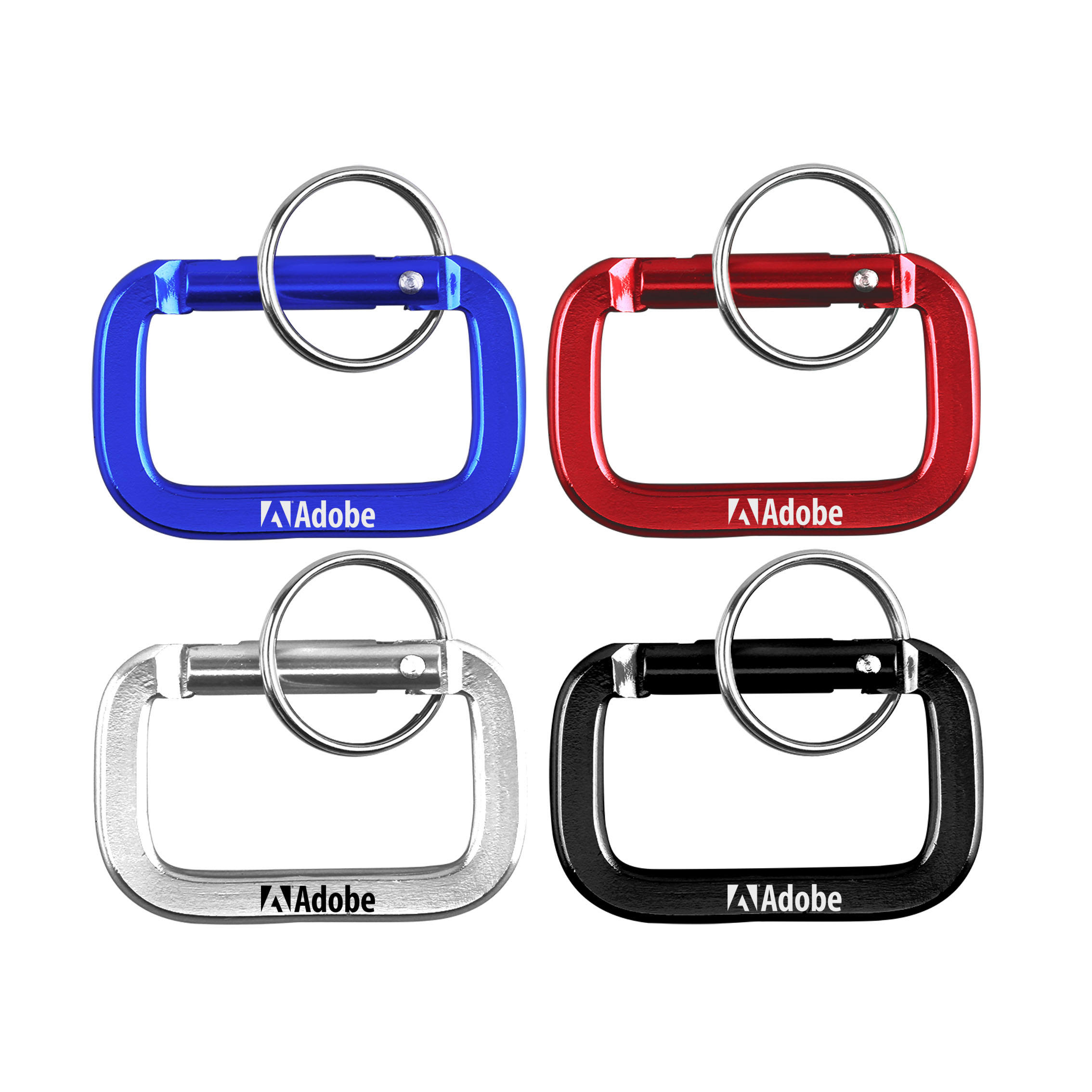 Custom Shape Carabiner