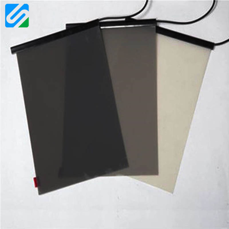 Most popular Switchable smart electrochromic glass film/glass film smart pdlc electric window film/ smart tint film