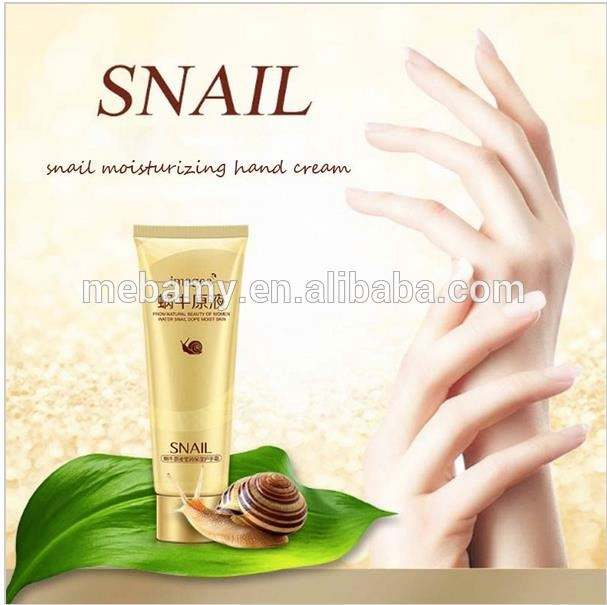 Korea snail hand massage creme