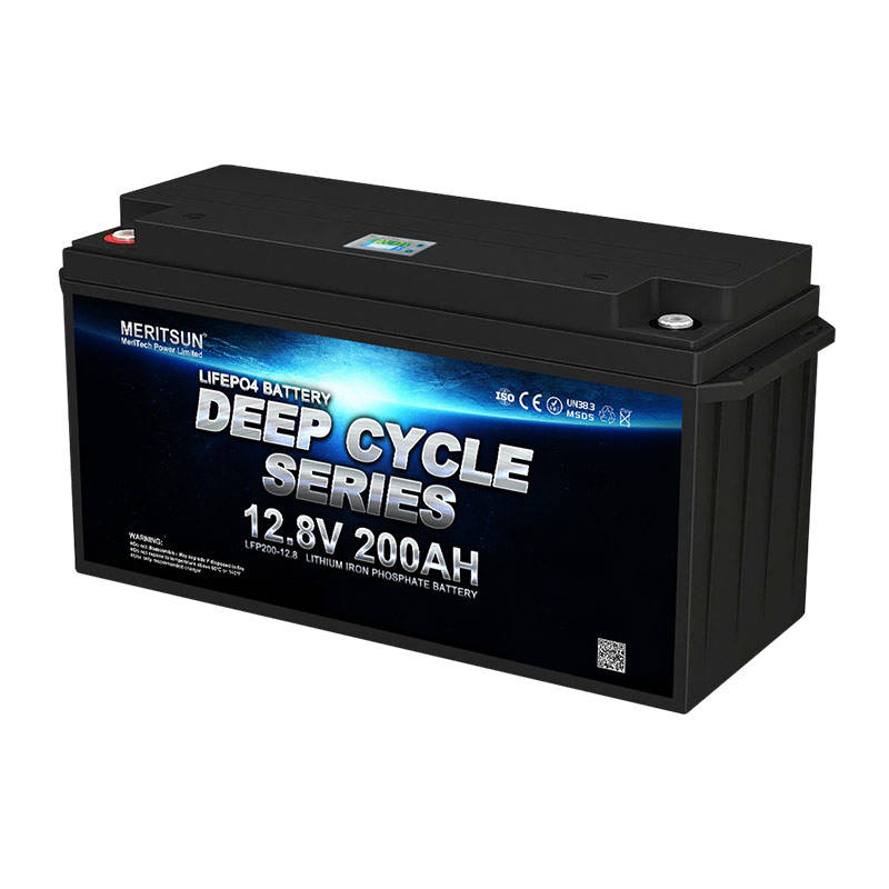 LCD LiFePO4 Lithium Deep Cycle Battery 12V 100Ah 150Ah 200Ah 300Ah Lihtium Battery for RV/Yacht/Marine/Solar/Golf cart/UPS