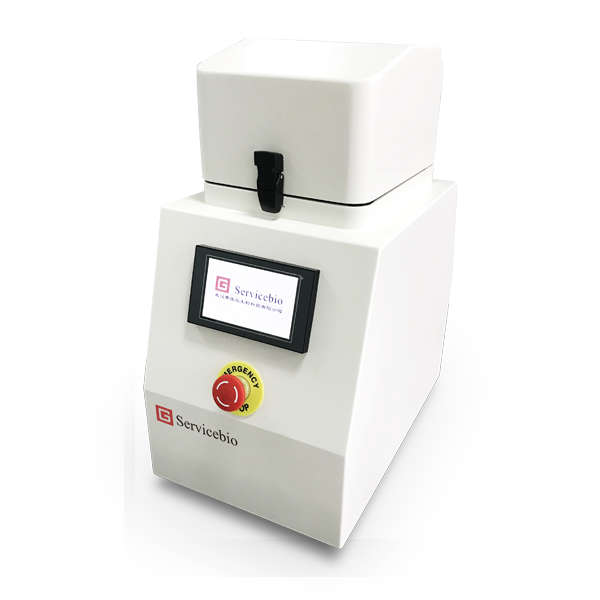 Lab Instrument KZ-II Tissue Homogenizer for Wet grinding dry grinding low temperature DNA RNA extraction