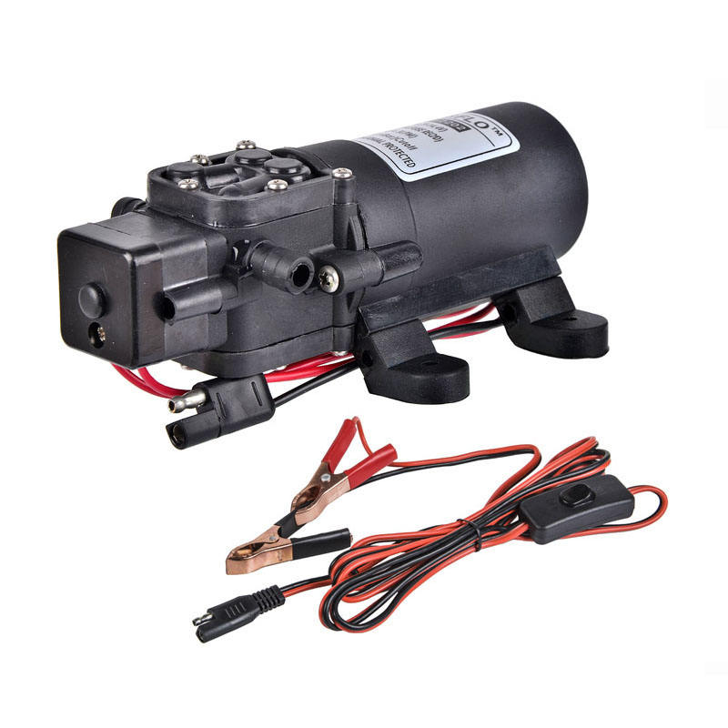 Singflo FLO-2201 12V 24V 2LPM 55PSI small water diaphragm pumps agricultural spray misting system pump