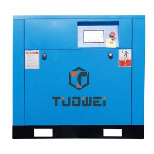 7.5kw-250kw screw type 0.8 mpa air compressor price