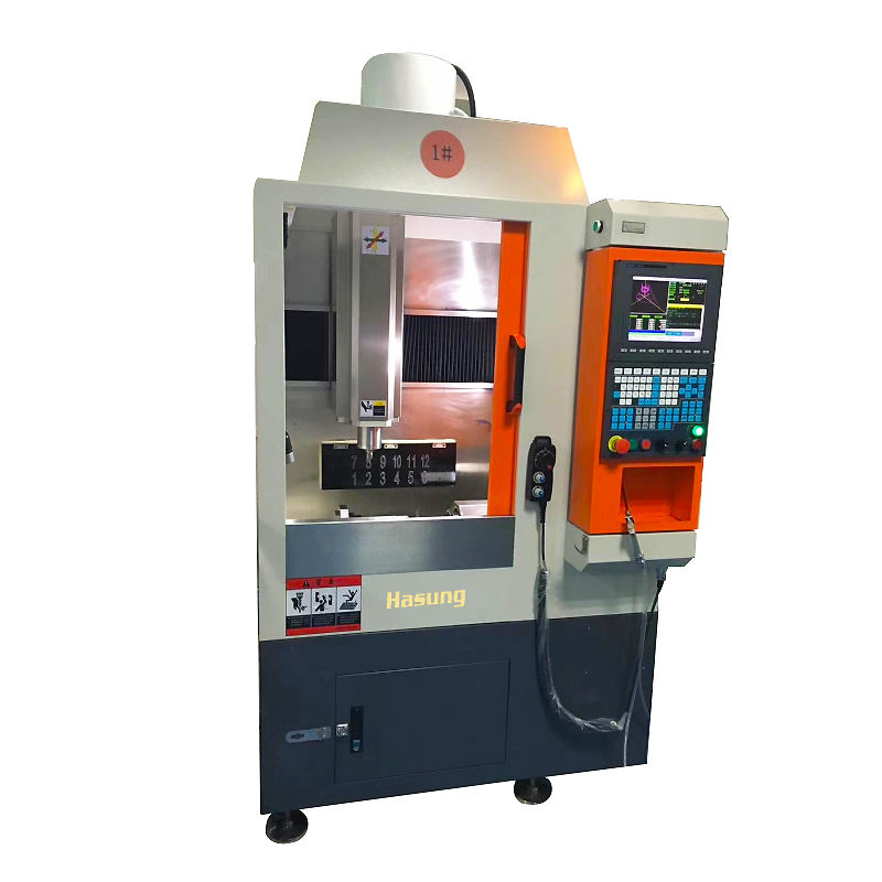 Gold Jewellery Engraving Machine 5 Axis CNC Milling Machine for Ring and Bangle