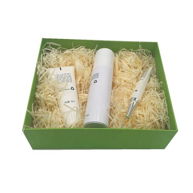Wholesale Different Colour Balled Recycle Crinkle Cut Tissue Paper Shreds For Gift Box Filling
