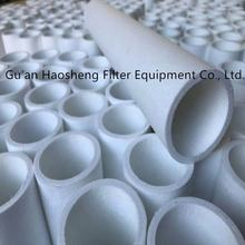 10H20-187X1 White Mircofiberglass Fiberglass Tube Filter Element