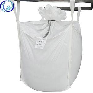 Heavy Duty Woven Polypropylene Bulk Packing Virgin PP Aggregate 1 Ton Bulk FIBC Bags