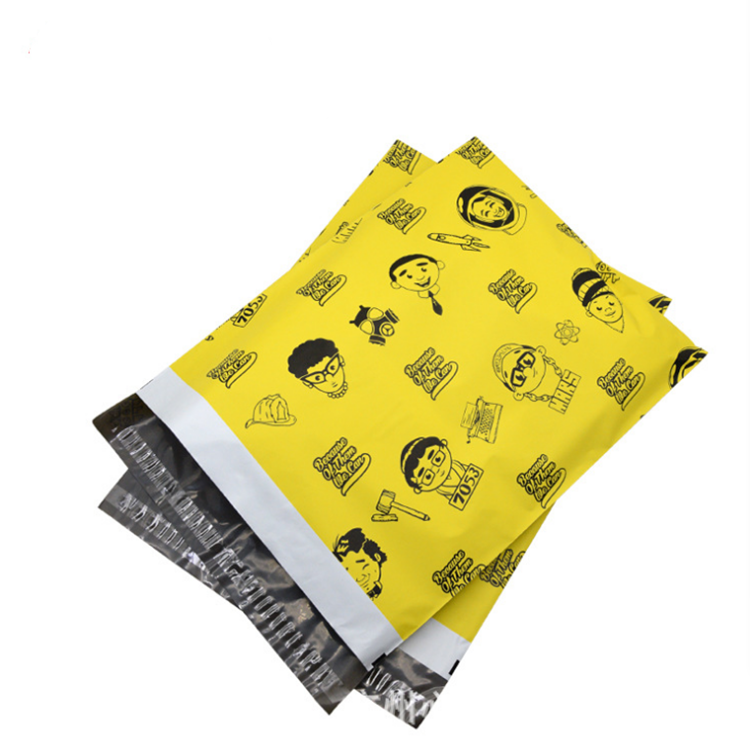 Clothing Boutique Shipping Envelopes 10X13 Custom Designer Water Resistant Eco Friendly Compostable Poly Mailers Bags