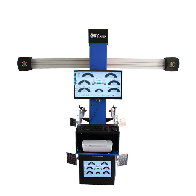 OBC-A188 good price newest technology 800M pixels 3D price of wheel alignment machine