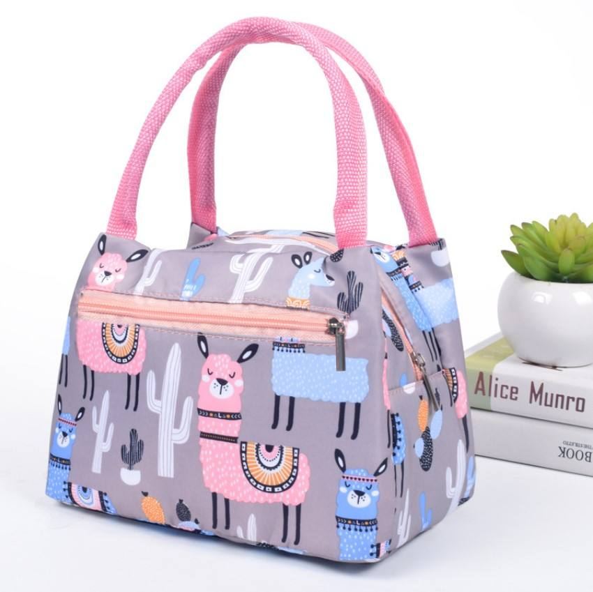 China Personalized Custom School Insulated Cooler Lunch Box Bag