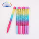 Water Wafer Ball Pen Student Stationery Little Fairy Pen Color Liquid Magic Creative Liquid Quicksand Pen
