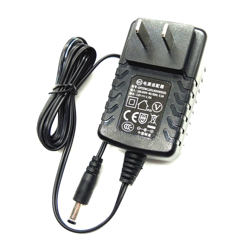 12 V 0.5A 1A 1.5A 2A AC DC Power Adapter CE C-TICK KC PSE Persetujuan