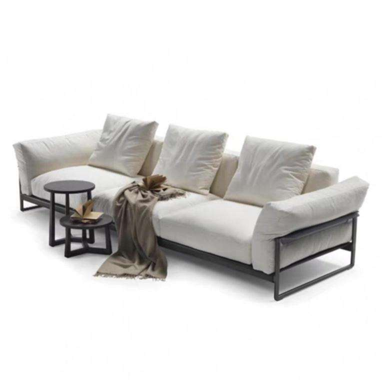 Good Quality Hot Sales Optional Couches Living Room Furniture Set Sofa Leather