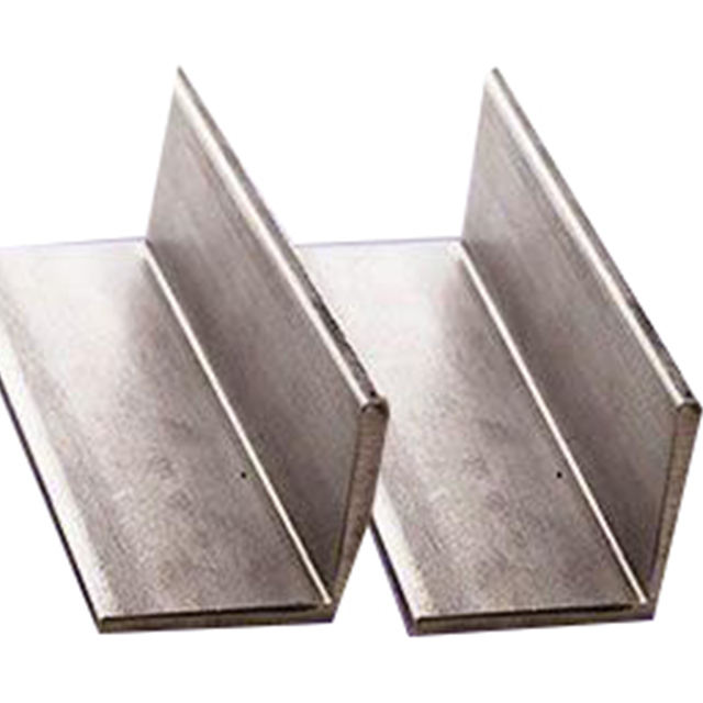 Hot dipped galvanized angle iron sizes