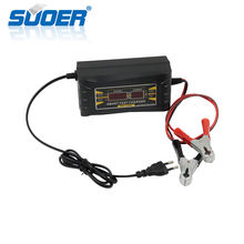 Suoer online Wholesale 12V 10A solar car smart auto portable battery charger